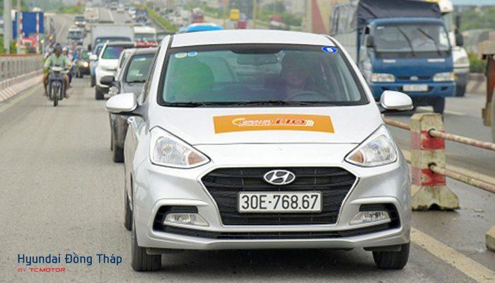 Hyundai Grand I10 - Hành trình trải nghiệm mẫu xe nhỏ linh hoạt, tiện nghi, tiêu hao nhiên liệu thấp.
