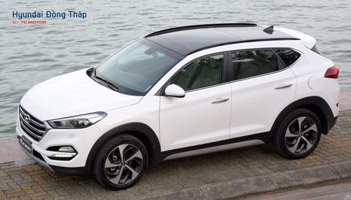 Hyundai Thành Công chính thức giới thiệu Tucson 2017 thế hệ mới