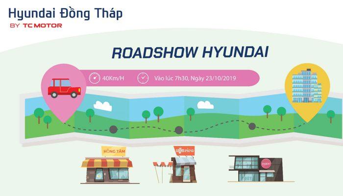 Roadshow tháng 10 tại Hồng Ngự