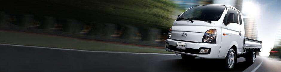 Hyundai New Porter 150 chiếc xe tải hoàn hảo