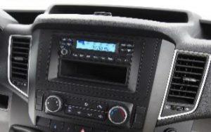 Đầu audio kết nối Radio USB AUX