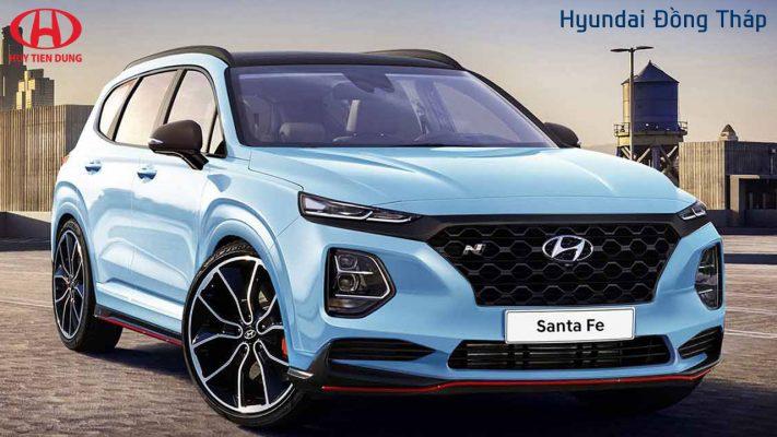 Hyundai Santafe 2020: Đánh giá chi tiết về xe Santa Fe