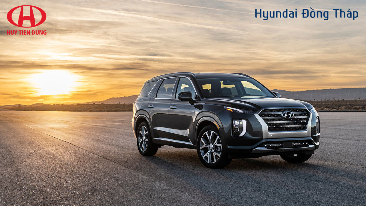 Ra mắt Hyundai Palisade 2020 phiên bản cao cấp nhất Calligraphy
